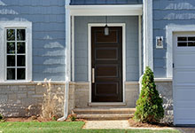 1206-Raleigh-Glenview - Front Entry Door - Globex Developments Custom Homes
