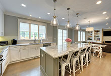 1206-Raleigh-Glenview - Kitchen Window View - Globex Developments Custom Homes