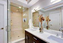 1206-Raleigh-Glenview - Master Bath Detail - Globex Developments Custom Homes