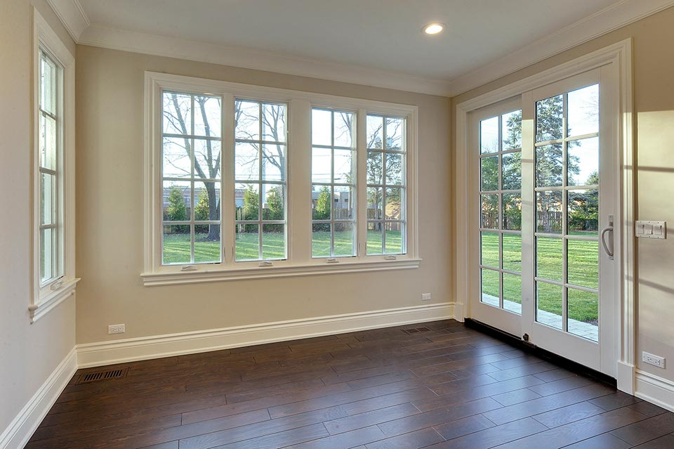 1216-Raleigh-Glenview - Kitchen-Dining-Area - Globex Developments Custom Homes