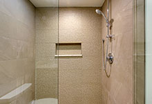 1216-Raleigh-Glenview - Basement Shower - Globex Developments Custom Homes