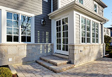1216-Raleigh-Glenview - House Patio Detail - Globex Developments Custom Homes