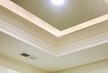 1216-Raleigh-Glenview - Master Bathroom Ceiling - Globex Developments Custom Homes