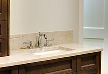 1216-Raleigh-Glenview - Master Bathroom Sink - Globex Developments Custom Homes