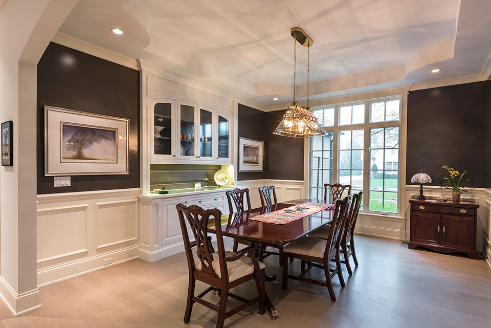 1233-Heather-Lane-Glenview - Dining-Room - Globex Developments Custom Homes