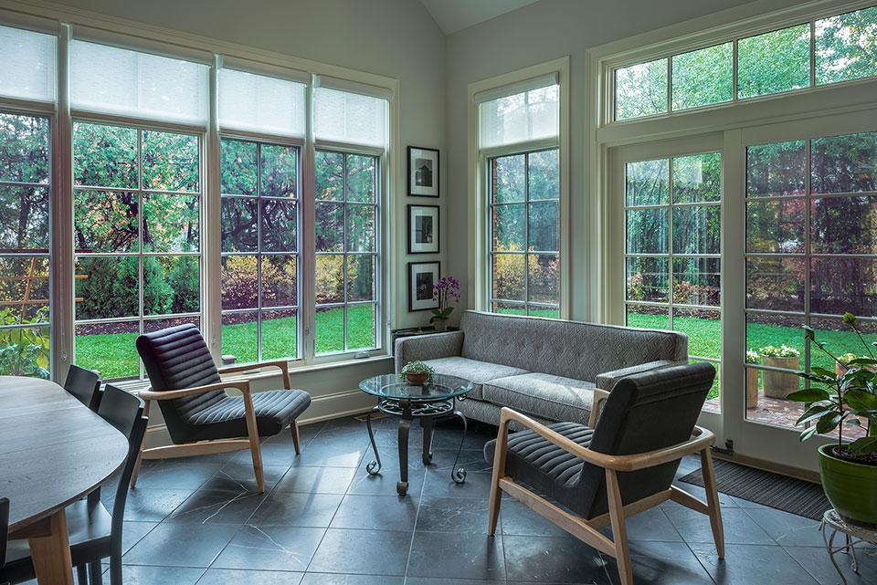 1233-Heather-Lane-Glenview - Family Room, Sun Room - Globex Developments Custom Homes