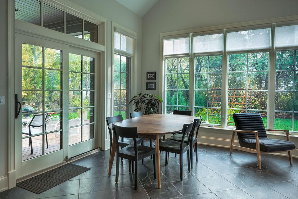 1233-Heather-Lane-Glenview - Sun Room - Globex Developments Custom Homes