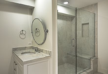 1233-Heather-Lane-Glenview - Basement Bathroom - Globex Developments Custom Homes
