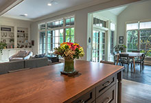 1233-Heather-Lane-Glenview - Breakfast Table, Windows  - Globex Developments Custom Homes