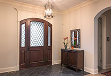 1233-Heather-Lane-Glenview - Entrance - Globex Developments Custom Homes