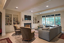 1233-Heather-Lane-Glenview - Family Room - Globex Developments Custom Homes