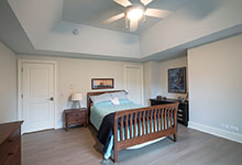 1233-Heather-Lane-Glenview - Guest Bedroom, Interior Doors - Globex Developments Custom Homes