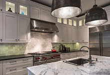 1233-Heather-Lane-Glenview - Kitchen Backsplash - Globex Developments Custom Homes