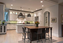 1233-Heather-Lane-Glenview - Kitchen - Globex Developments Custom Homes