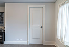 1233-Heather-Lane-Glenview - White Interior Door - Globex Developments Custom Homes