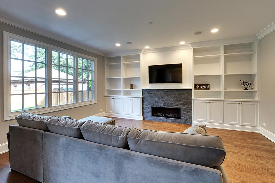 124-Berry-Park-Ridge - Family-Room - Globex Developments Custom Homes