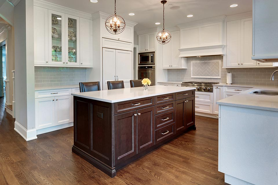124-Berry-Park-Ridge - Kitchen-Detail - Globex Developments Custom Homes