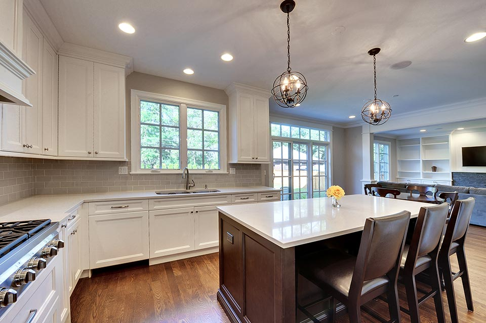 124-Berry-Park-Ridge - Kitchen - Globex Developments Custom Homes