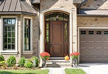 124-Berry-Park-Ridge - Entry-Door-Exterior - Globex Developments Custom Homes