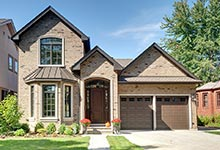 124-Berry-Park-Ridge - House-Exterior - Garage Door Gallery