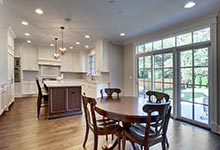 124-Berry-Park-Ridge - Kitchen-Dining-Area - Globex Developments Custom Homes