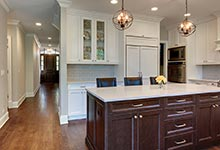 124-Berry-Park-Ridge - Kitchen-Entry - Globex Developments Custom Homes