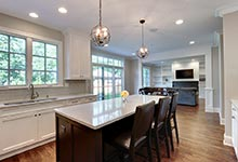 124-Berry-Park-Ridge - Kitchen-Window-View - Globex Developments Custom Homes