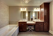 124-Berry-Park-Ridge - Master Bathroom - Globex Developments Custom Homes