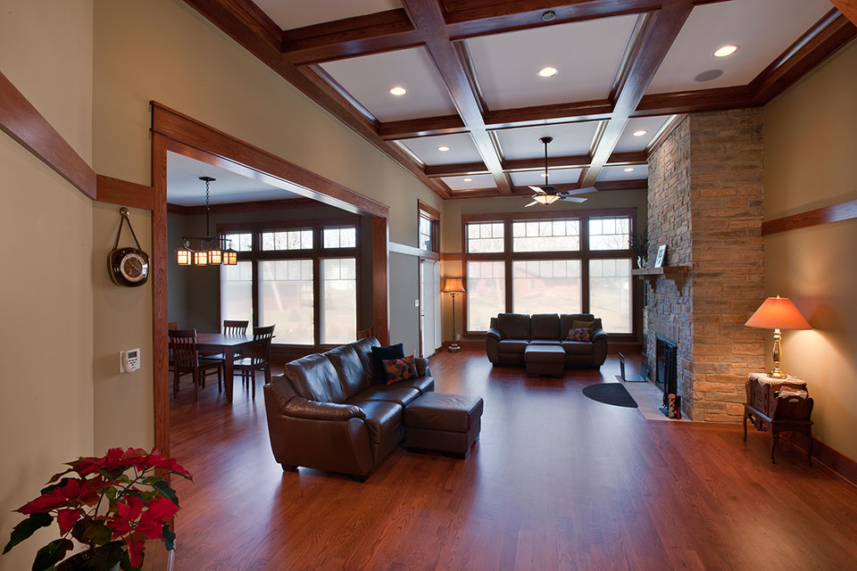 14-Casa - FamilyRoom - Globex Developments Custom Homes
