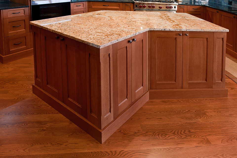 14-Casa - Kitchen-Island - Globex Developments Custom Homes