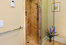 14-Casa - Accessible Shower - Globex Developments Custom Homes