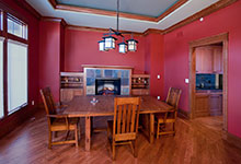 14-Casa - Dining Room - Globex Developments Custom Homes