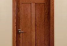 14-Casa - Wood Door - Globex Developments Custom Homes