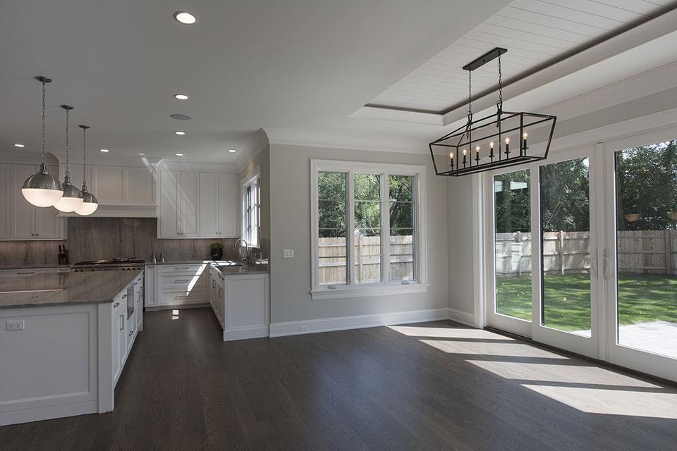 1429-Pleasant-Glenview - Breakfast Area - Globex Developments Custom Homes