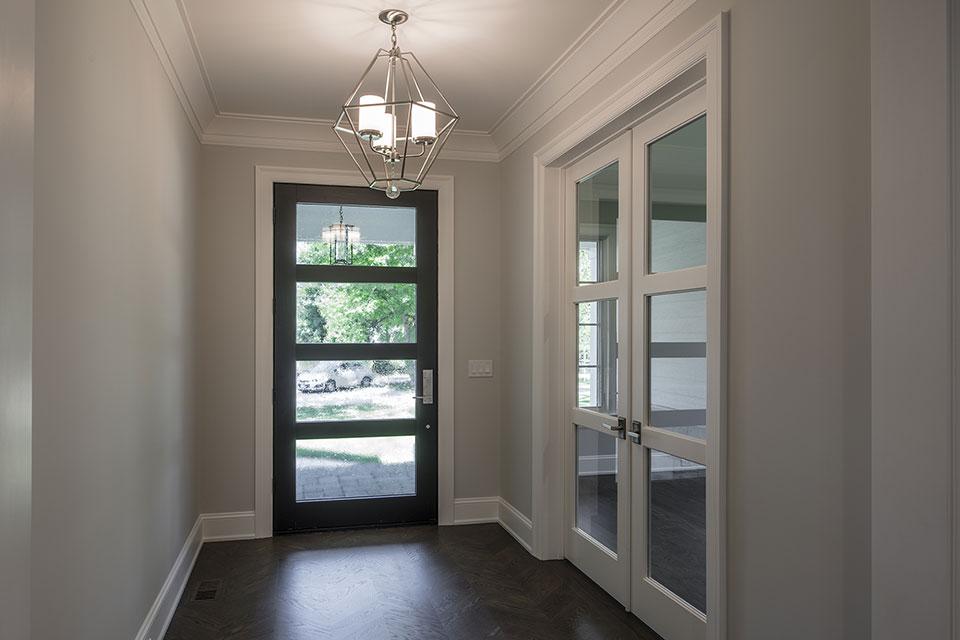 1429-Pleasant-Glenview - Entry Doors - Globex Developments Custom Homes