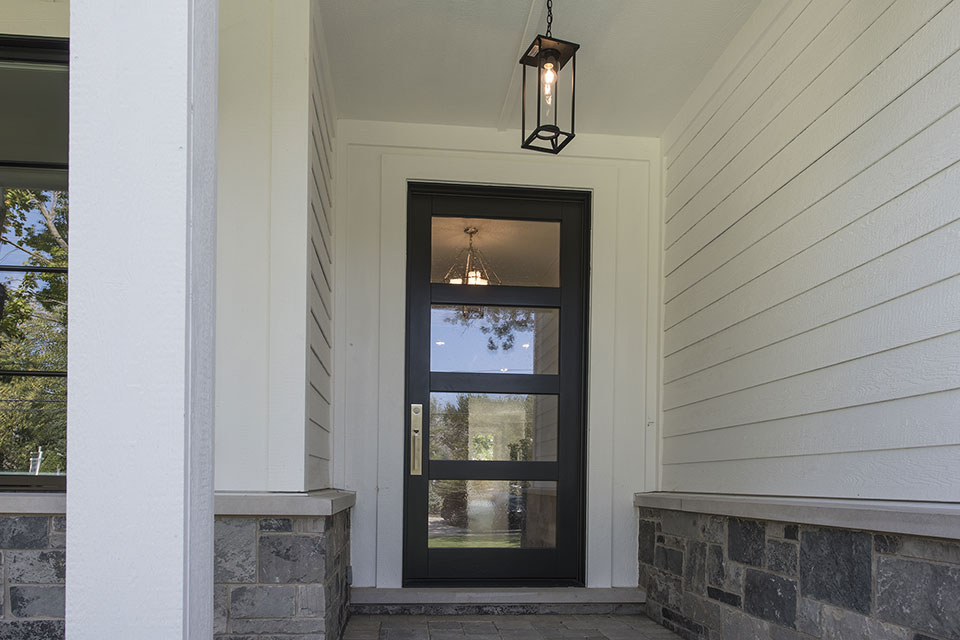 1429-Pleasant-Glenview - Front Doors, Modern Style - Globex Developments Custom Homes