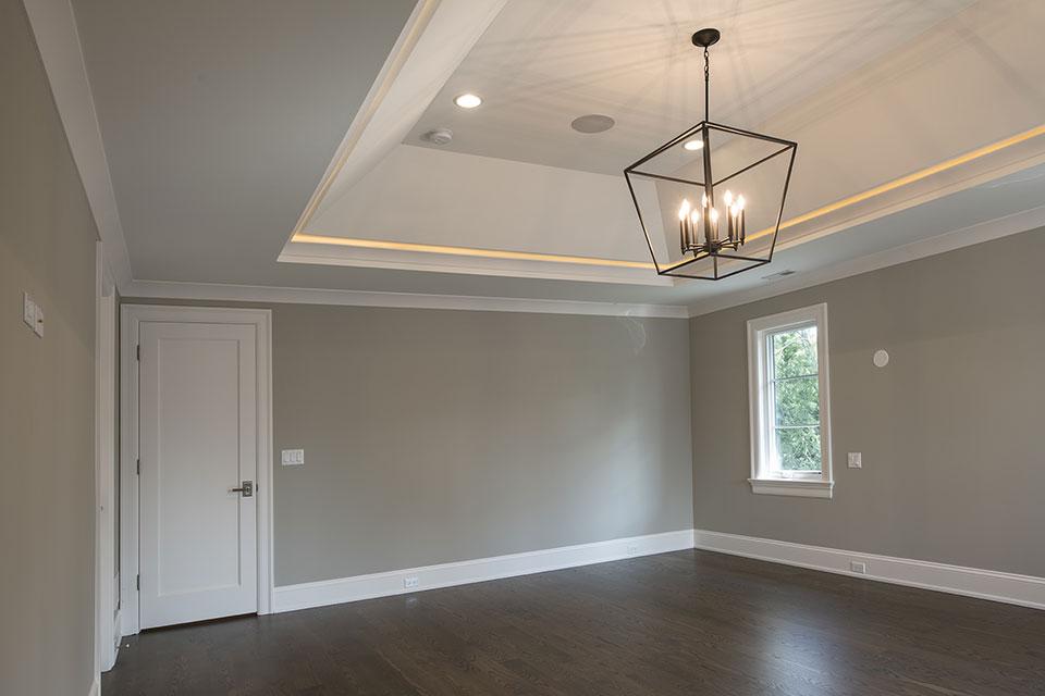 1429-Pleasant-Glenview - Master Bedroom - Globex Developments Custom Homes