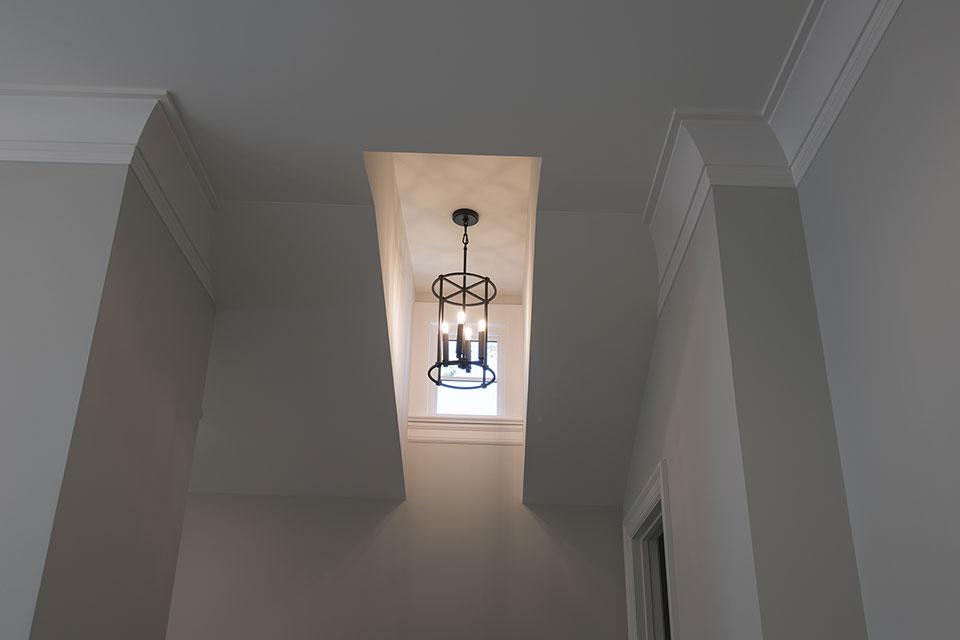 1429-Pleasant-Glenview - Second Floor Ceiling, Trim - Globex Developments Custom Homes