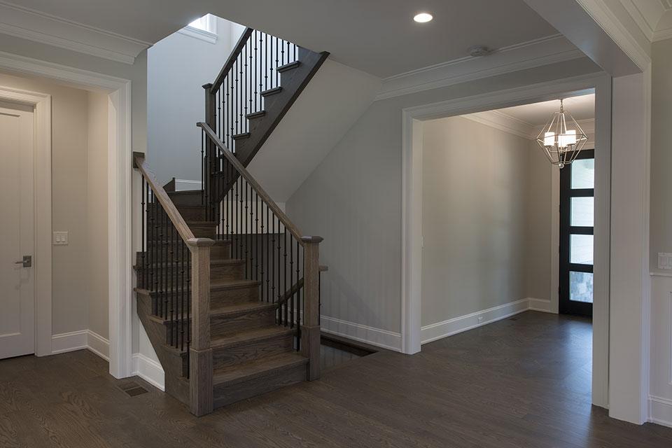1429-Pleasant-Glenview - Stairs - Globex Developments Custom Homes