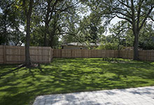 1429-Pleasant-Glenview - Backyard - Globex Developments Custom Homes