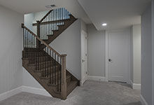 1429-Pleasant-Glenview - Basement, Stairs - Globex Developments Custom Homes