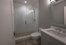 1429-Pleasant-Glenview - Basement Bathroom - Globex Developments Custom Homes