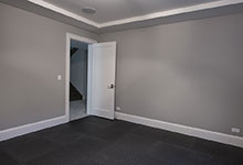 1429-Pleasant-Glenview - Basement Exercise Room - Globex Developments Custom Homes