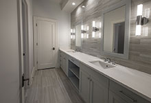 1429-Pleasant-Glenview - Bathroom, Custom Vanity - Globex Developments Custom Homes