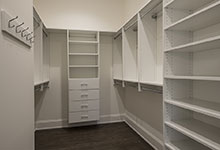 1429-Pleasant-Glenview - Closet - Globex Developments Custom Homes