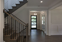 1429-Pleasant-Glenview - Entrance, Stairs, Front Door - Globex Developments Custom Homes