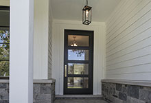 1429-Pleasant-Glenview - Front Doors, Modern Style - Globex Developments Custom Homes