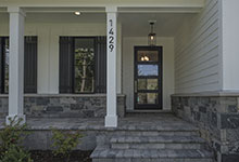 1429-Pleasant-Glenview - Front Doors - Globex Developments Custom Homes