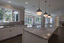 1429-Pleasant-Glenview - Kitchen, Breakfast Area View - Globex Developments Custom Homes