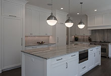 1429-Pleasant-Glenview - Kitchen Island - Globex Developments Custom Homes